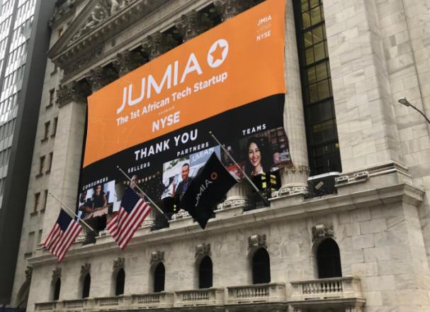 E-commerce : Jumia entre avec succès à la bourse de New York