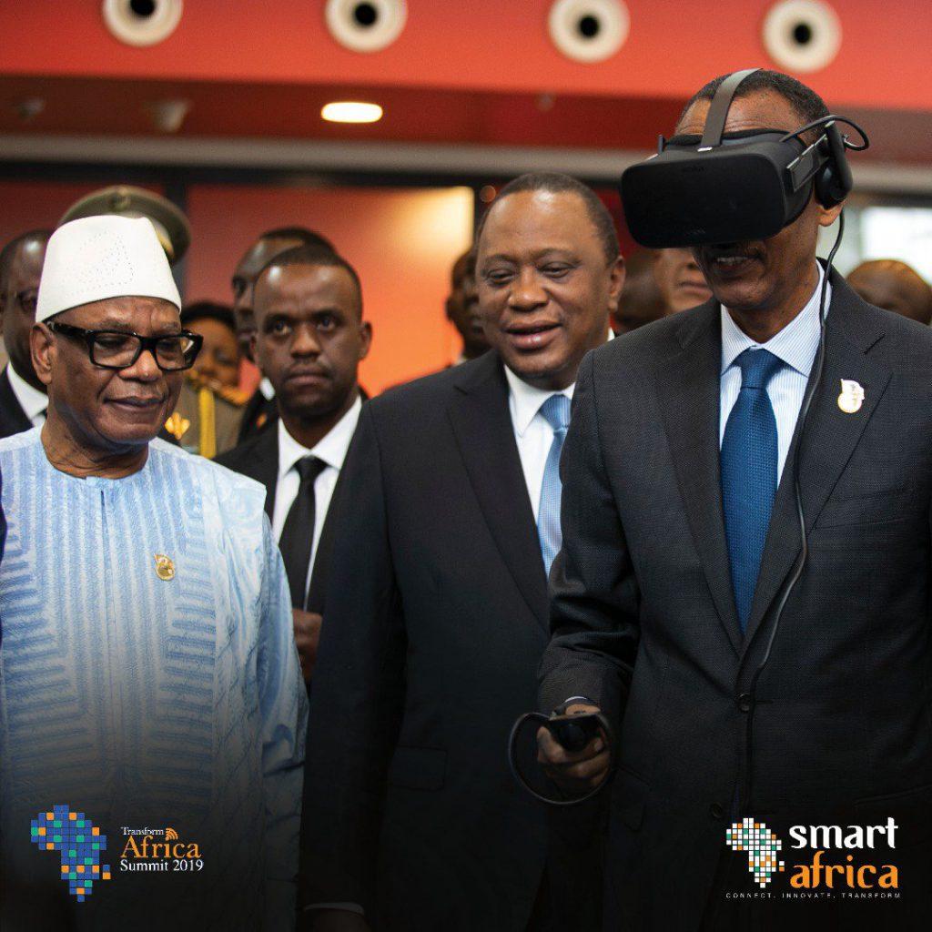 TAS 2019 : A Kigali, Uhuru Kenyatta dévoile le Plan directeur de l'économie numérique du Kenya