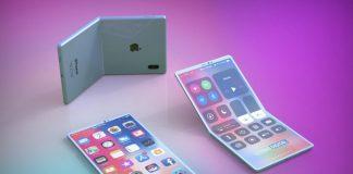 Apple dépose un nouveau brevet pour un concept d'iPhone avec écran pliable