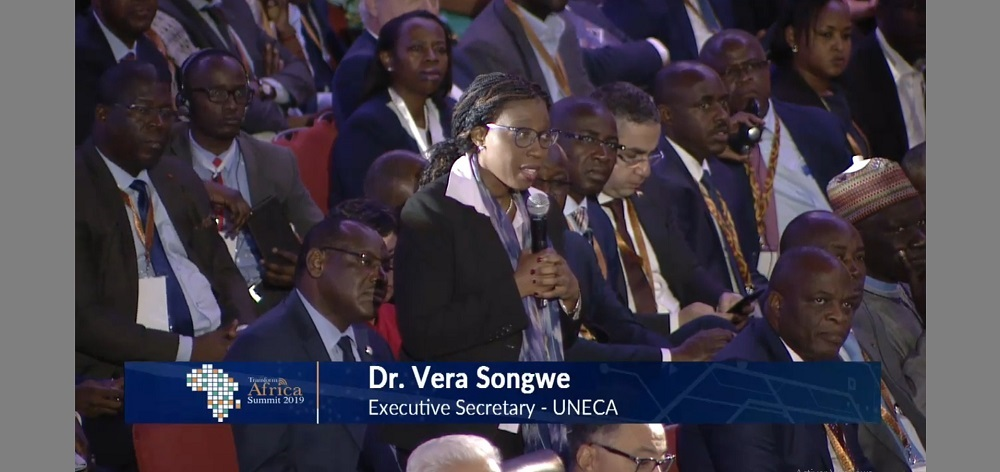 Au Rwanda, les trois conseils du Dr Vera Songwe pour booster l'économie numérique en Afrique