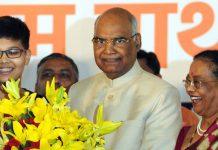 Le président indien Ram Nath KOVIND annoncé au Bénin du 28 au 30 juillet 2019